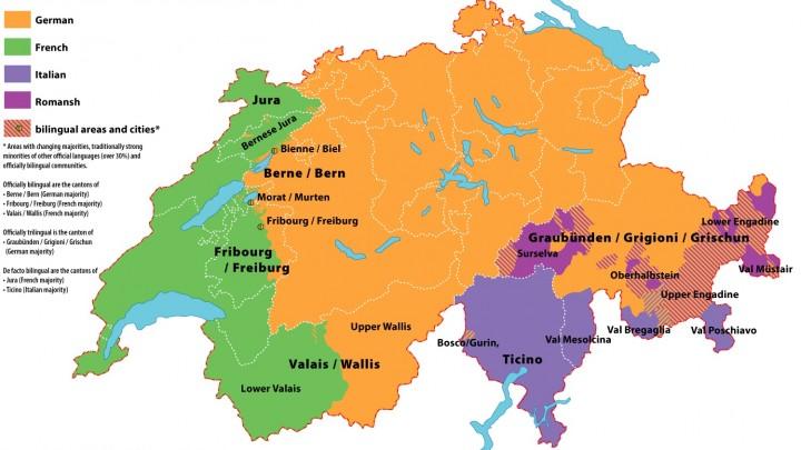 Cambridge researcher develops smartphone app to map Swiss-German dialects