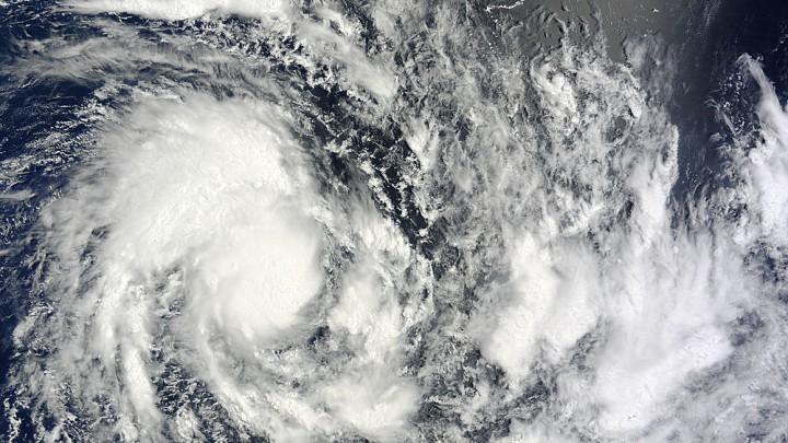 NASA Terra satellite spots new Tropical Cyclone 14S