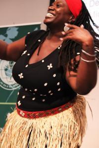 Tribal Greeting Dance