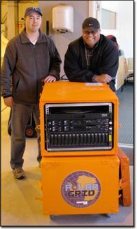 Polar Grid Equipment