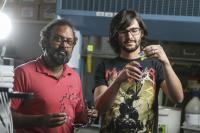 Ramesh Jasti and Evan R. Darzi, University of Oregon