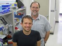 Justin Tackney and Dennis O'Rourke, University of Utah