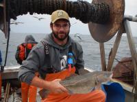 Zach Whitener, Gulf of Maine Research Institute