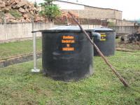 Anaerobic Waste Facility, Uganda