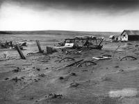 Dust-Bowl Farm