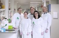 Neuroblastoma Research Team at Children's Cancer Institute