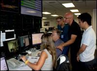 US-China Plasma Fusion Collaborators at Work