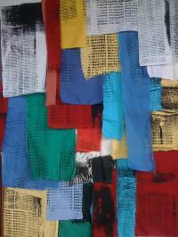 DNA Prayer Flags (2009)