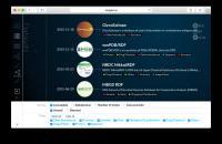 Dataset List Page of NBDC RDF Portal Site