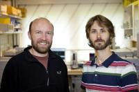 David Bastviken And Magnus Galfalk, Linkoping University
