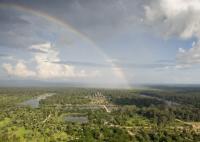 View Over Angkor Wat