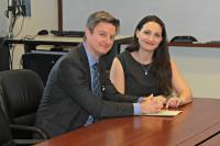 Briseis Aschebrook-Kilfoy and Raymon Grogan, University of Chicago Medical Center