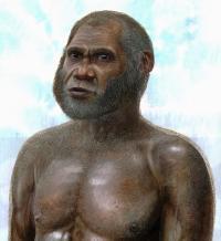 Red Deer Cave Man