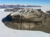 Long-Frozen Lake Deposits in Antarctica