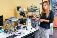 Prof. Amy Shen, Okinawa Institute of Science and Technology (OIST) Graduate University