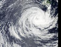 MODIS Image of Ula