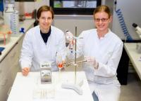 Daniela Wenzel and Sarah Rieck, University of Bonn
