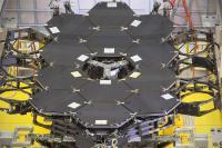 By the Dozen: NASA's James Webb Space Telescope Mirrors