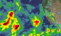 IMERG Data on Rainfall in Southern California