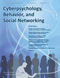 <em>Cyberpsychology, Behavior, and Social Networking</em>