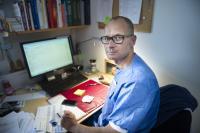 Andreas Wladis, Karolinska Institutet
