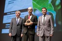 Nuno Faria Receives Green Project Award