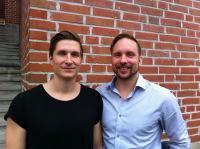 Erik Malmström and Johan Malmström