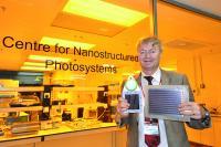 Michael Graetzel, Nanyang Technological University