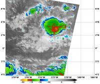 MODIS Image of Pali