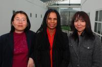 Minhua Ma, Adele Jones, and Gill Kirkman