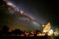 Parkes Telescope, NSW Australia