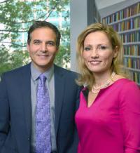 Dr. Erik Knudsen and Dr. Agnieszka Witkiewicz, UT Southwestern Medical Center