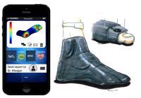 SenseGO Pairs Socks with Smartphones to Help Diabetic Patients