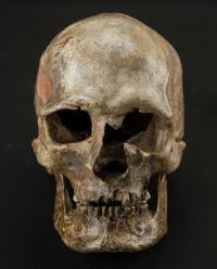 Dolnte Vestonice burial