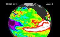 NASA El Niño December 2015