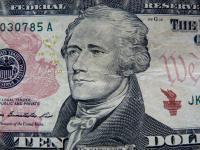 Alexander Hamilton $10 Bill