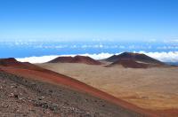 Monogenetic Cones at Mauna Kea