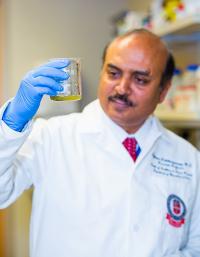 Rajkumar Lakshmanaswamy, Ph.D., Texas Tech University Health Sciences Center El Paso