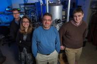 American University LIGO Team