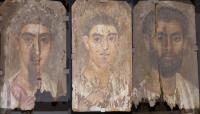 Tebtunis Mummy Portraits