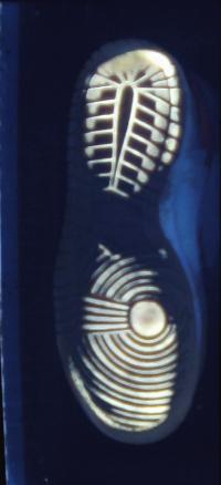 Left Footprint