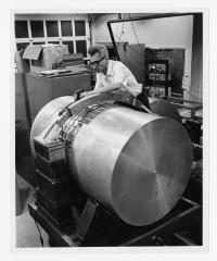 Weber Gravitational Wave Detector