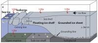 Ice Shelf Infographic