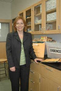 Sarah Kerrigan, Sam Houston State University