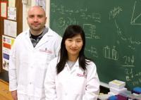 Rob Pazdro and Yang Zhou, University of Georgia