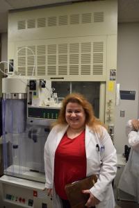 Dr. Mansour, University of Arizona, College of Pharmacy
