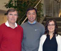David Nemazee, Changchun Xiao, and Alicia Gonzalez-Martin, Scripps Research Institute
