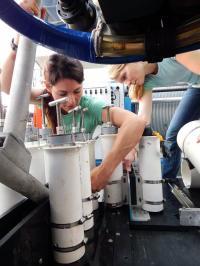 Preparing ROV