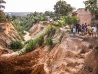 Climate Change Speeds Up Gully Erosion