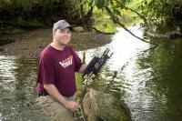 Tony Timpano, Virginia Tech